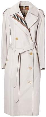 Burberry Heritage Stripe Trench Coat