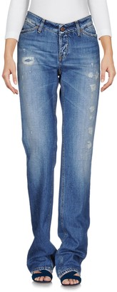2W2M Denim pants - Item 42595786IC