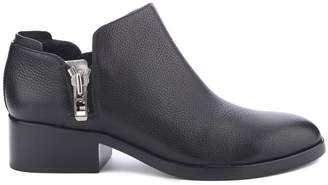 3.1 Phillip Lim Alexa Leather Low Booties