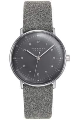 Junghans Ladies Max Bill Mechanical Watch 027/3602.00