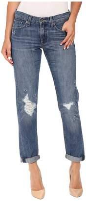 Lucky Brand Sienna Slim Boyfriend in Olympic Blue Women's Jeans