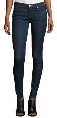 True Religion Casey Low-Rise Super-Skinny Jeans, Enzyme Rinse $159 thestylecure.com