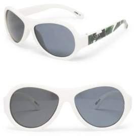 Babiators Baby's& Kid's Polarized Leaf-Print Aviator Sunglasses