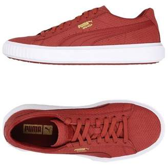 1a67fdd11d9 Puma Red Suede Shoes For Men - ShopStyle UK