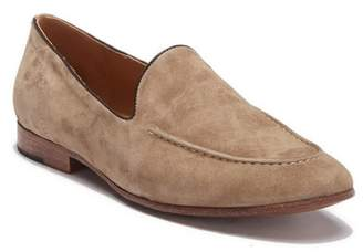 Donald J Pliner Mathis Washed Suede Moc Loafer