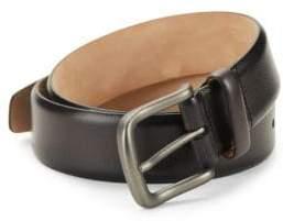 Hives Burnished Leather Belt