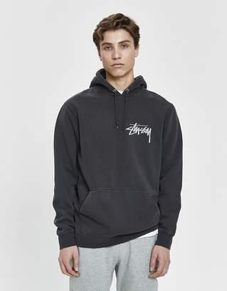 Stussy Stock Pullover Hooded Sweatshirt