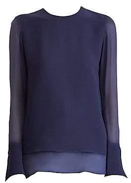 Ralph Lauren Women's Silk Blouse