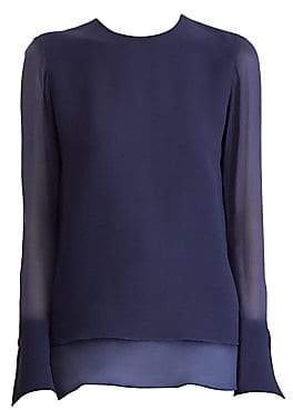33d33dfe Ralph Lauren Silk Blouses - ShopStyle