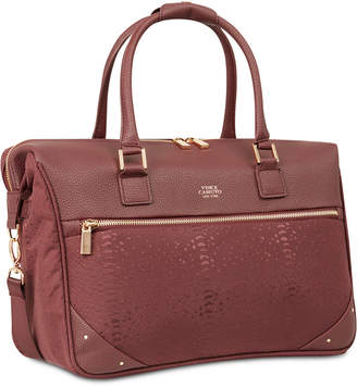 "Vince Camuto (ヴィンス カムート) - Closeout! Vince Camuto Ameliah 17"" Weekender Bag"