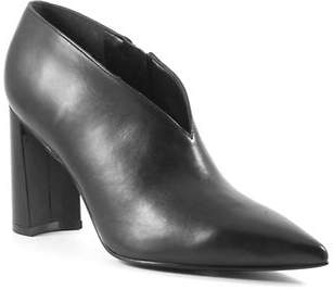 Marc Fisher Hoda Leather Booties