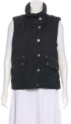 Aether Insulated Button-Up Vest