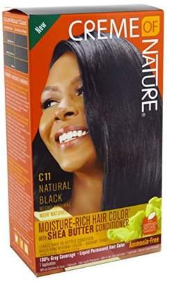 Crème of Nature Color C11 Natural Black (6 Pack)