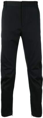 Lanvin zipped cuff trousers