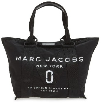 Marc JacobsMarc Jacobs Small New Logo Tote - Black
