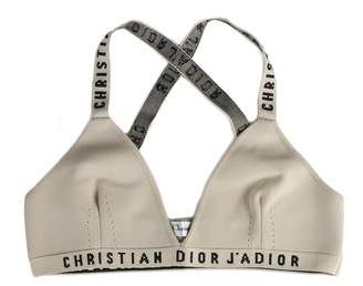 Christian Dior Logo Technical Bra
