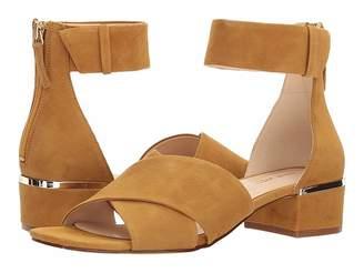 Nine West Yesterday Block Heel Sandal Women's Sandals
