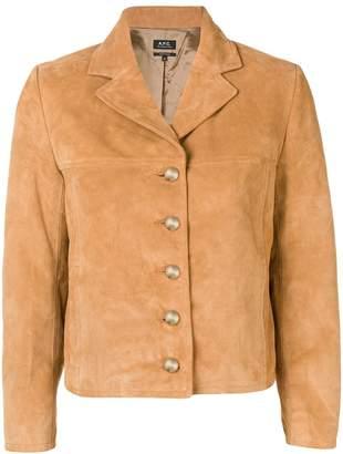 A.P.C. cropped jacket