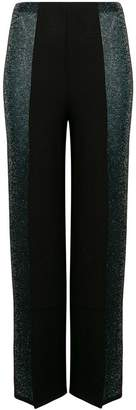 Circus Hotel panel straight trousers