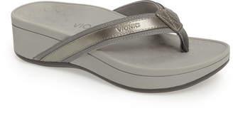 Vionic High Tide Wedge Flip Flop