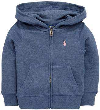 Ralph Lauren Zip Through Hoody