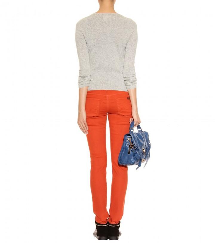7 For All Mankind Olivya skinny jeans