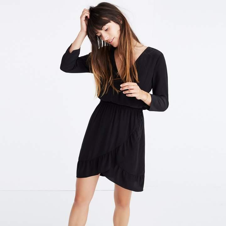 Sézane® Silk Emma Dress