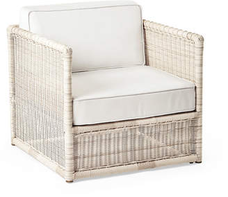 Serena & Lily Pacifica Lounge Chair - Driftwood