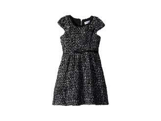 Us Angels Boucle Dress (Toddler/Little Kids)
