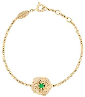 Aurelie Bidermann 18kt yellow gold Bouquet bracelet