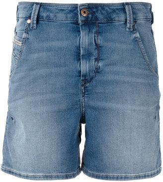 Diesel denim shorts $154.09 thestylecure.com