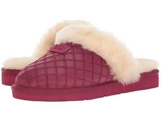 UGG Cozy Double Diamond Holiday Gift Box Women's Slippers