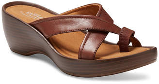 Eastland Womens Willow Slide Sandals