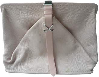Alexander Wang Leather clutch bag
