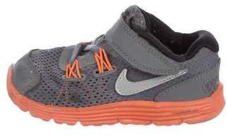 Nike Boys' Lunarlon Canvas Sneakers