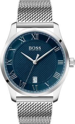 BOSS Master Mesh Strap Watch, 41mm