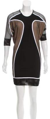 Ohne Titel Mesh Mini Dress w/ Tags