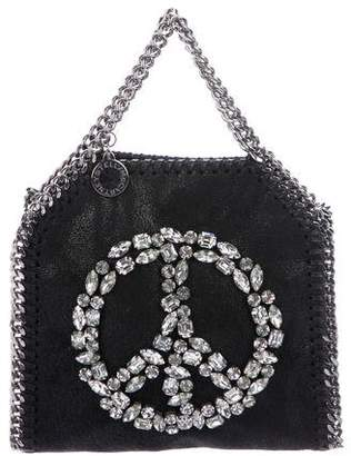 Stella McCartney Tiny Falabella Peace Tote