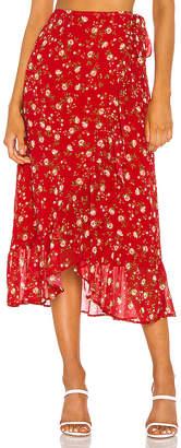 Privacy Please Clarita Midi Skirt