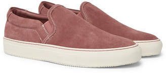 Common Projects Suede Slip-On Sneakers - Pink