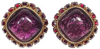 One Kings Lane Vintage Dominique Aurientis Earrings