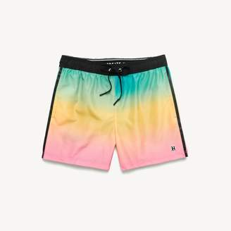 Tommy Hilfiger Lewis Hamilton Ombre Medium Swim Shorts