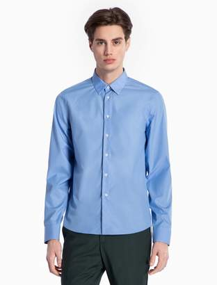 Calvin Klein woven cotton dress shirt