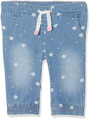 S'Oliver Baby Girls' 65.805.71.3165 Jeans, (Blue Denim Stretch 53Z2), 92 cm