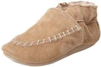 Robeez Cozy Moccasin Crib Shoe