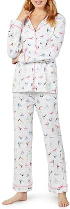 BedHead Print Knit Pajamas