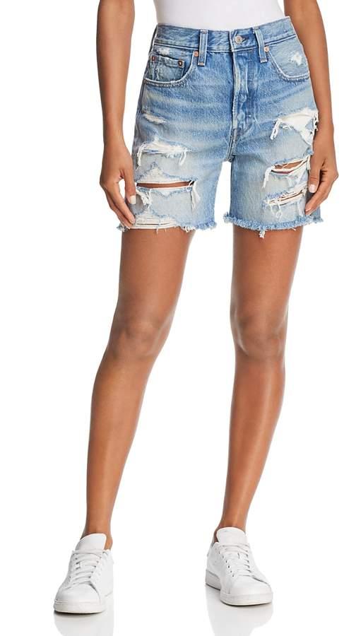 Indie Denim Shorts in Let it Rip
