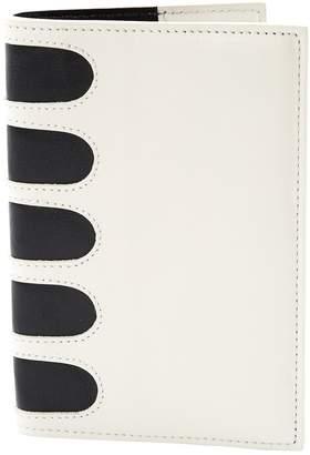 Manolo Blahnik Leather clutch