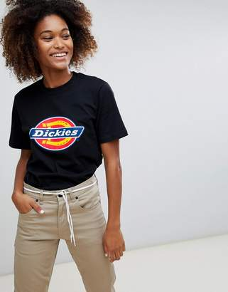 Dickies boyfriend t-shirt with front logo