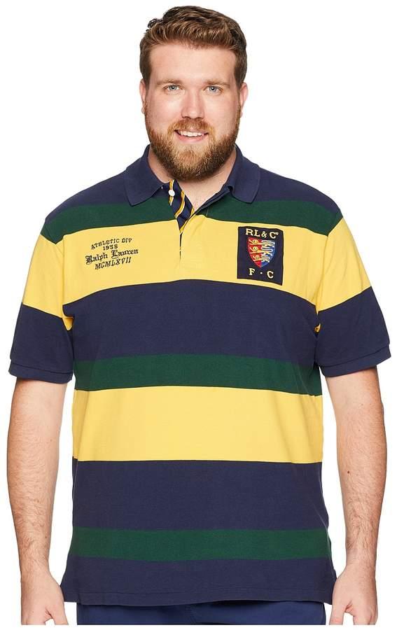Polo Ralph Lauren Big Tall Mesh Polo Men's Clothing